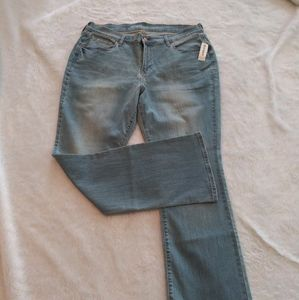 Old Navy | NWT Light Wash Jeans | Curvy Bootcut
